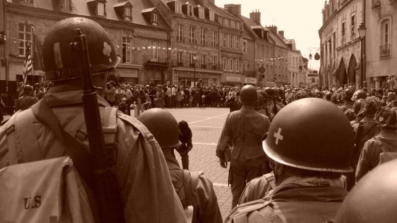 Marche de Carentan - 04 juin 2011 P1070718