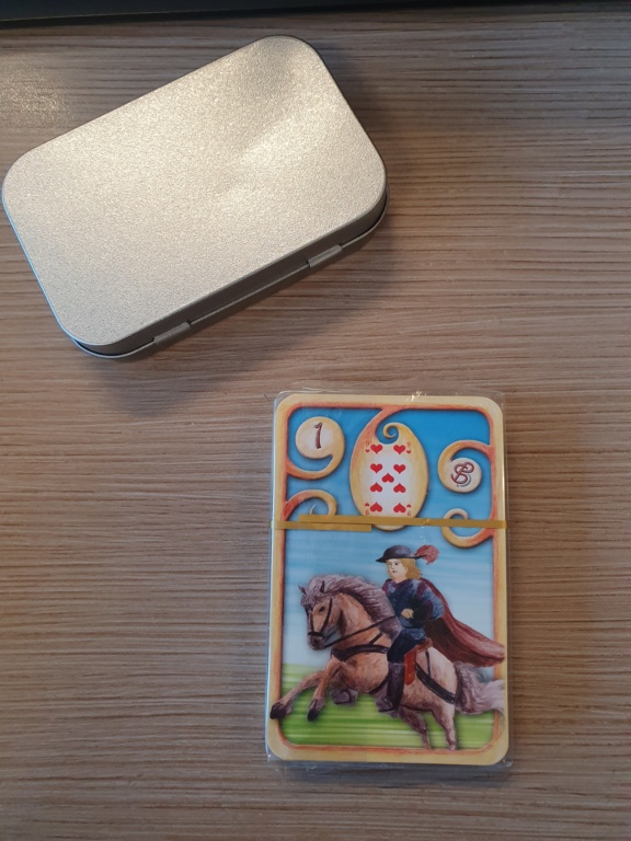 Majectic Lenormand / Magisches Lenormand ► Sandy Pfutsch & Gabriele Buttne - Page 2 20200210