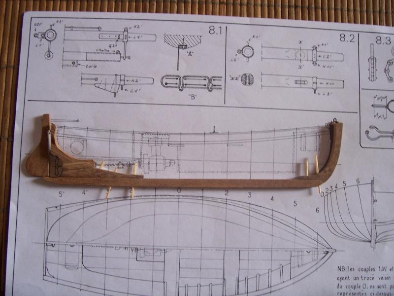 La Curieuse Ketch 1912au 1/20 sur plans  - Page 3 100_2910