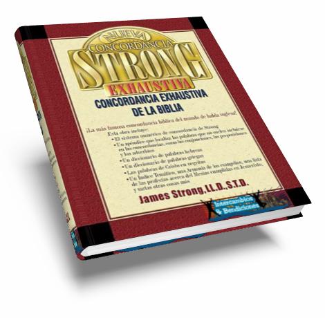 Nueva Concordancia Strong:Concordancia exhaustiva de la Biblia  Nueva_10