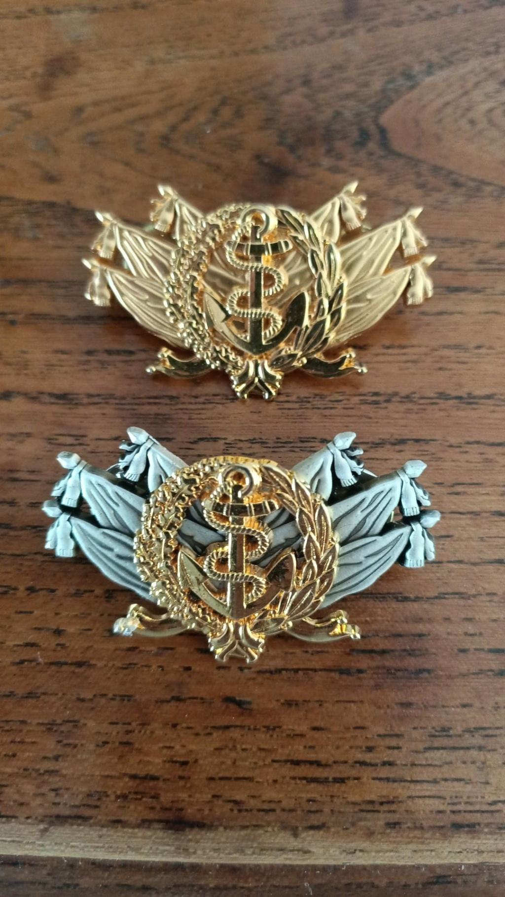 [ Logos - Tapes - Insignes ] Insignes de spécialités dans la Marine - Page 4 11765610