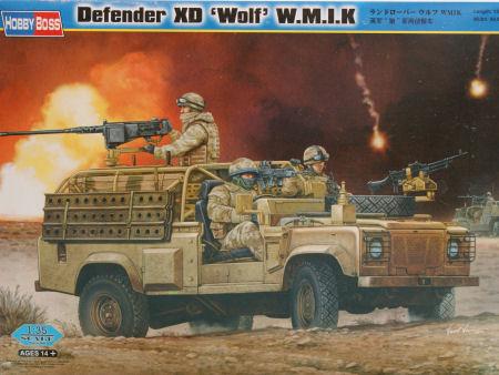 """Defender XD """"wolf"""" W.M.I.K 8244610"""