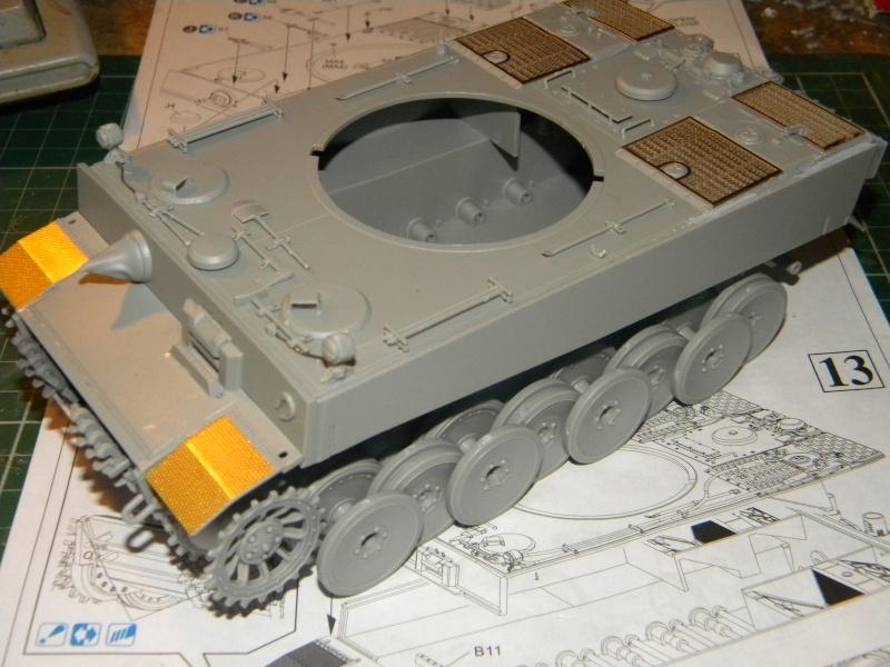 Tigre I,projet terminé  Tigre117