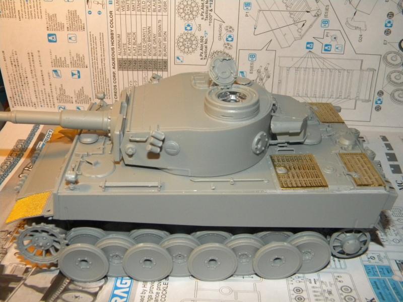 Tigre I,projet terminé  Tigre121