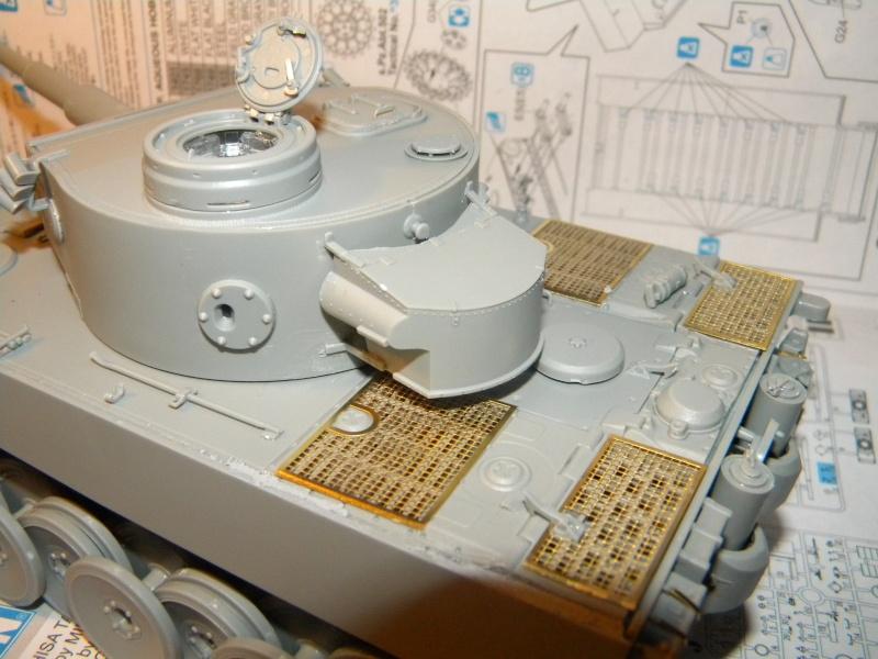 Tigre I,projet terminé  Tigre122