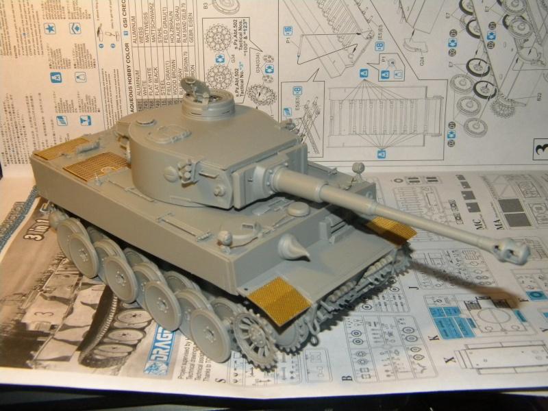 Tigre I,projet terminé  Tigre126