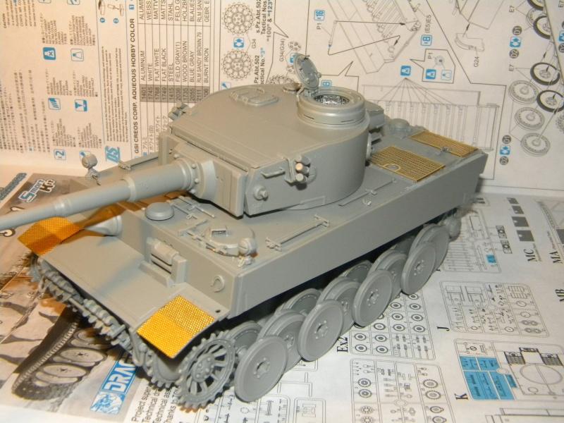 Tigre I,projet terminé  Tigre127