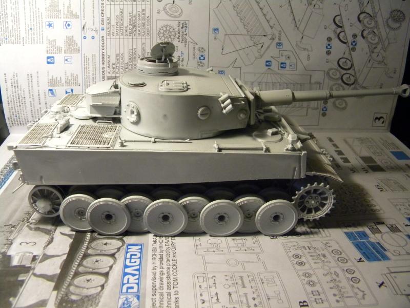 Tigre I,projet terminé  Tigre128