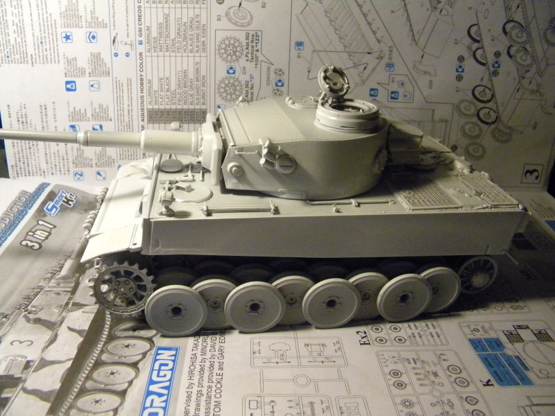 Tigre I,projet terminé  Tigre129