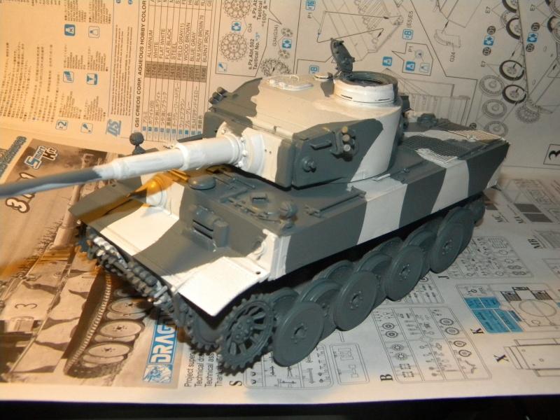 Tigre I,projet terminé  Tigre131