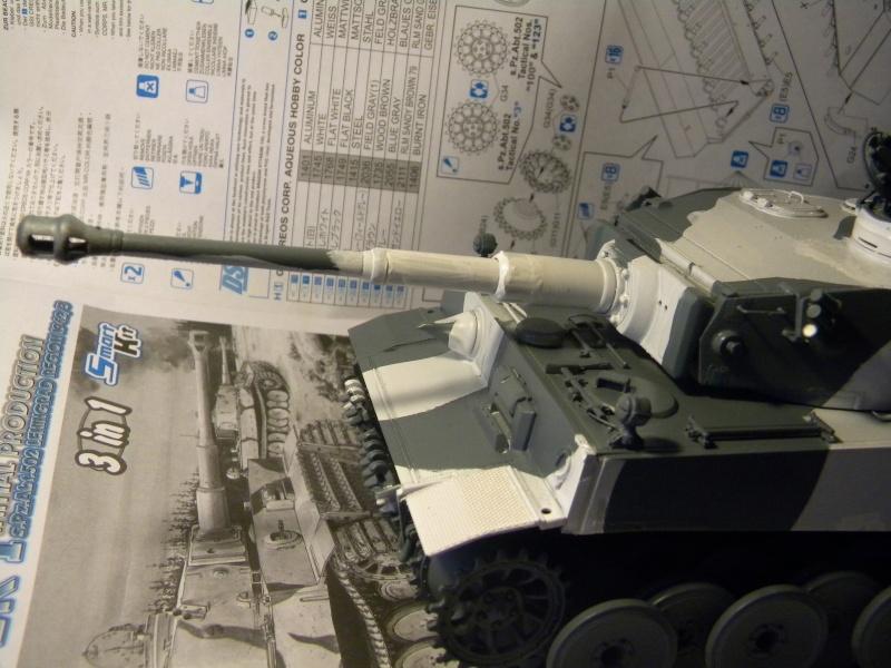 Tigre I,projet terminé  Tigre132