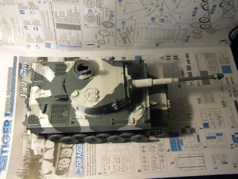 Tigre I,projet terminé  Tigre134