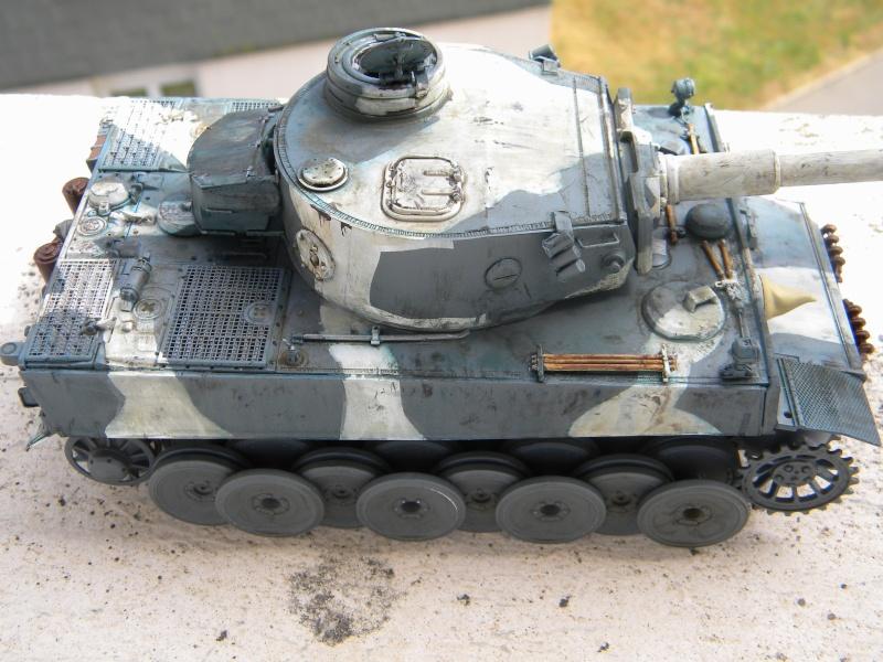Tigre I,projet terminé  Tigre135