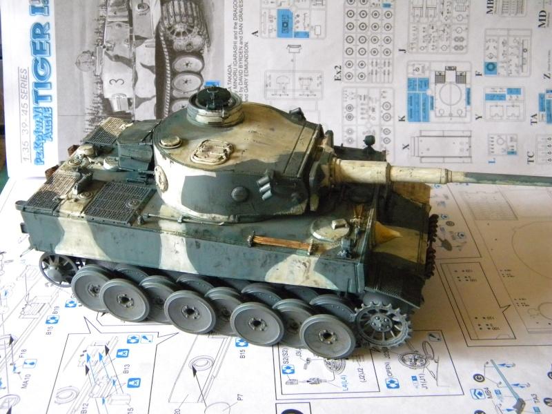 Tigre I,projet terminé  Tigre136