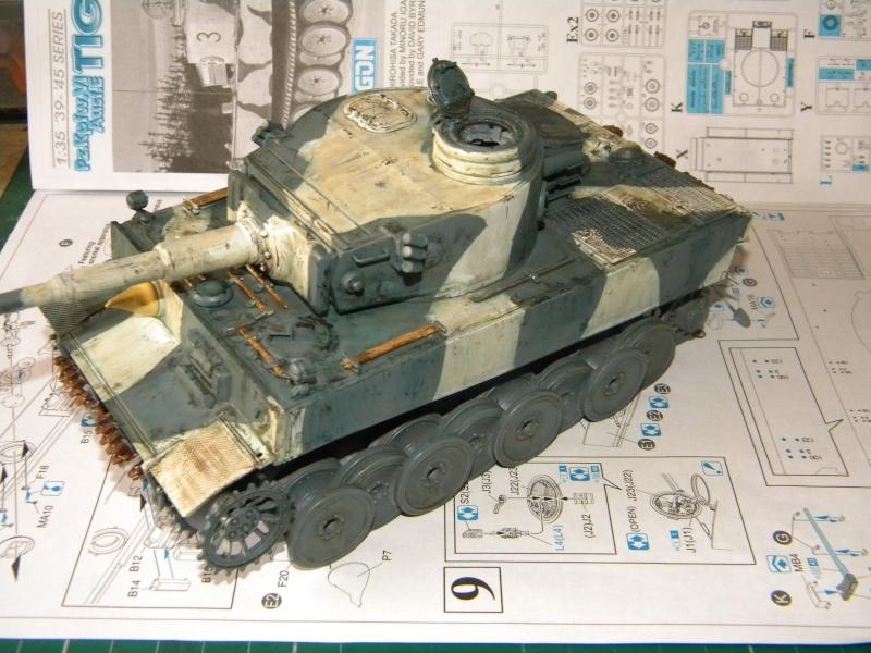 Tigre I,projet terminé  Tigre137