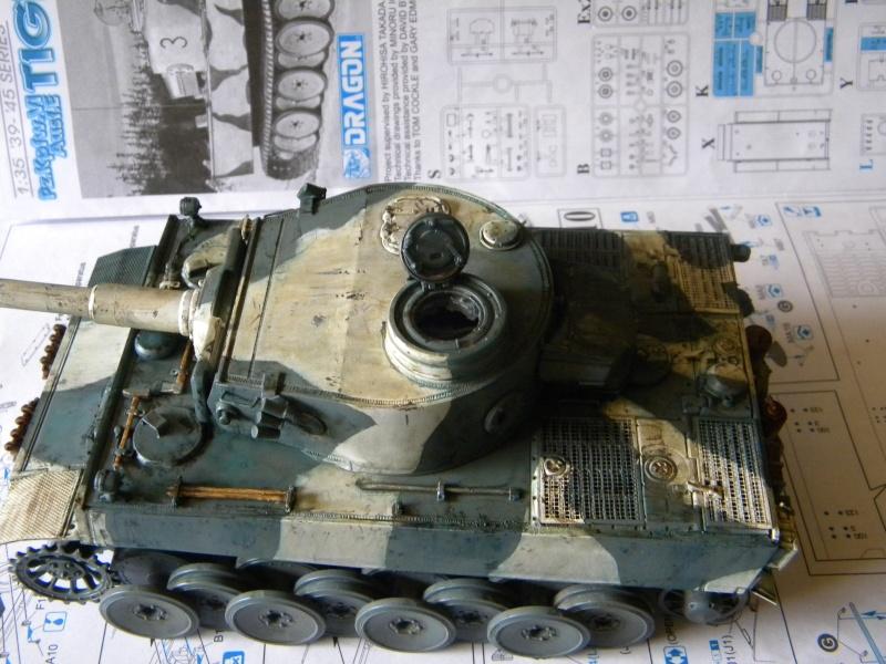 Tigre I,projet terminé  Tigre138