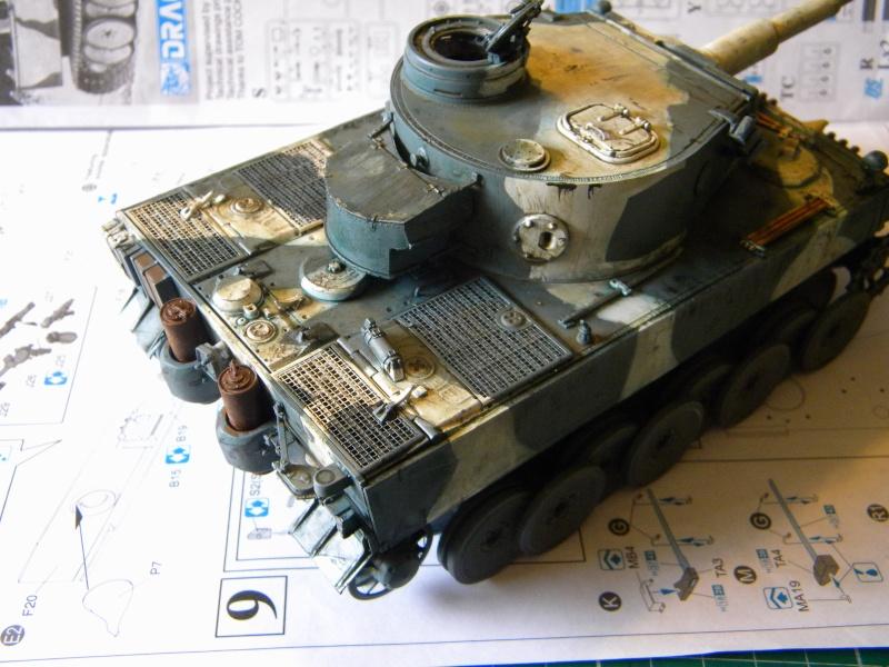 Tigre I,projet terminé  Tigre139