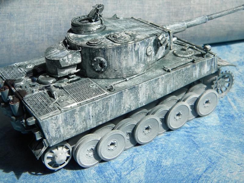 Tigre I,projet terminé. - Page 2 Tigre141