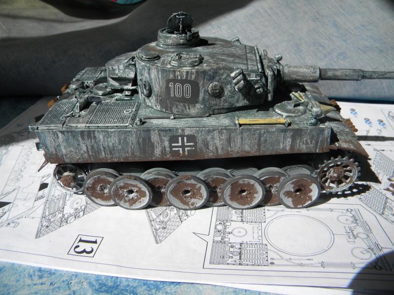 Tigre I,projet terminé. - Page 3 Tigre149