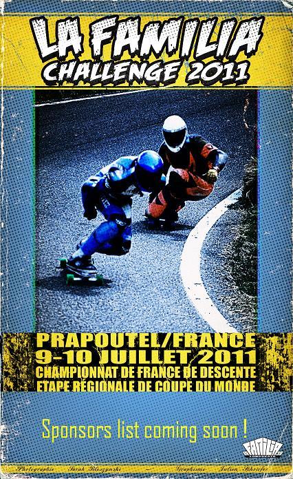 Familia Challenge 9 et 10 juillet 2011 Affich10