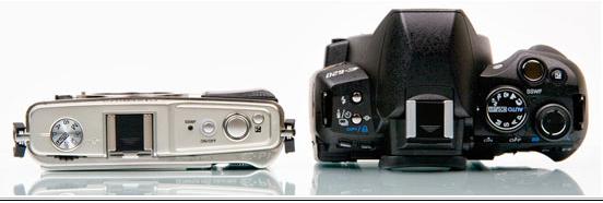 Comparaisons du PEN et du E-620 Captur31