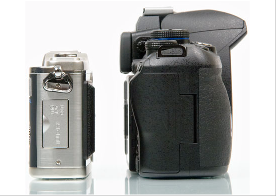 Comparaisons du PEN et du E-620 Captur32