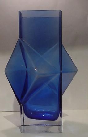 Riihimaki/Riihimaen (Finland) - Erkkitapio Siiroinen designs Glass211