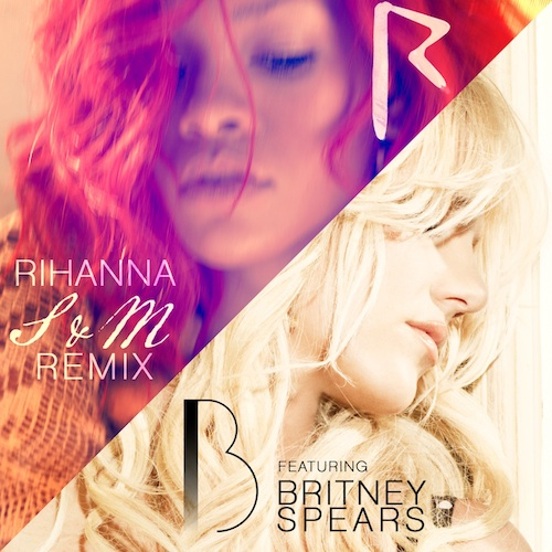 Rihanna (Feat Britney Spears) - S&M (Official Remix) (+iTunes m4a) 2z7o6010