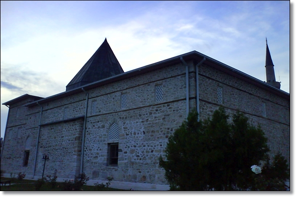 Eşrefoğlu Camii dünya kültür mirasına aday 6546sa10