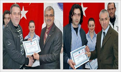 Beyşehir, Taş İşlemeciliği Sergisi Açıldı Lqks8t10