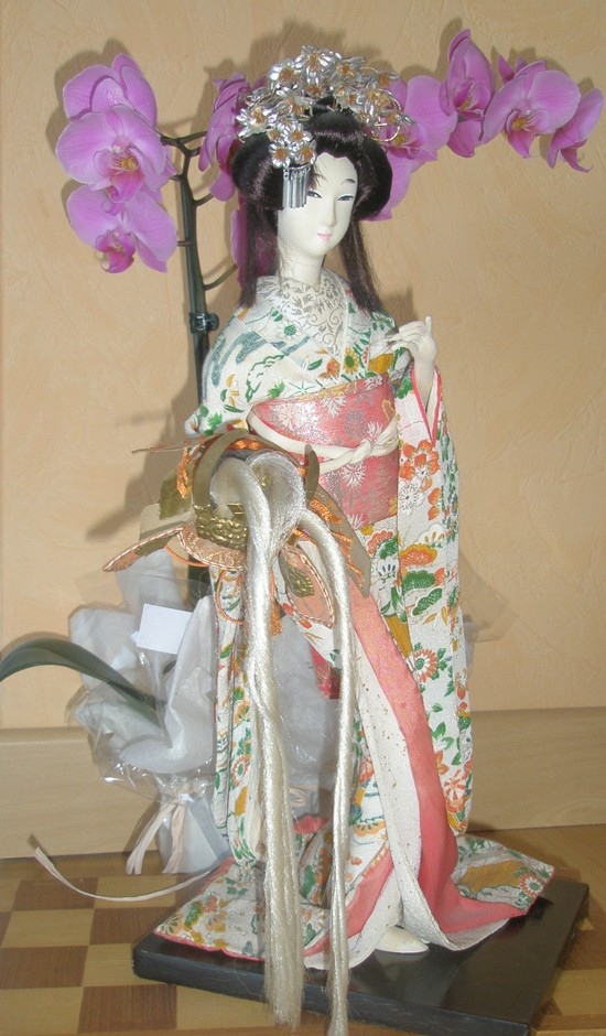 Mes poupées Geisha ???!!!! N210