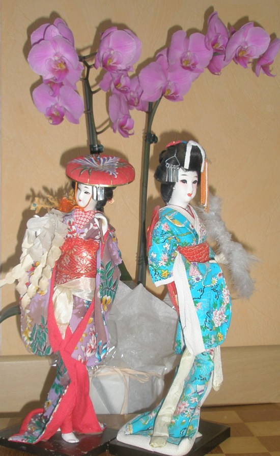 Mes poupées Geisha ???!!!! N510