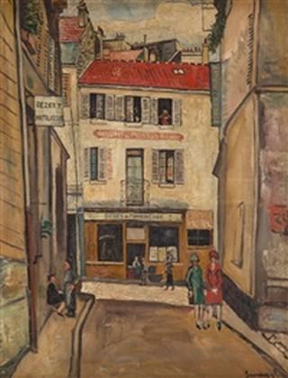 L'ECOLE DE PARIS I - La première école de Paris C14-gr10