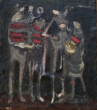 L'ECOLE DE PARIS II - Les peintres juifs de l'Ecole de Paris E1-abe10