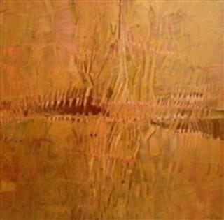 Peinture non-figurative E13-du10