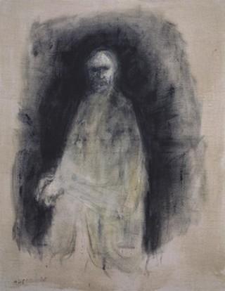 Peinture non-figurative E29-mu10