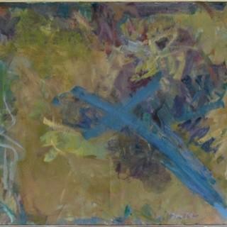 Peinture non-figurative E5-com10