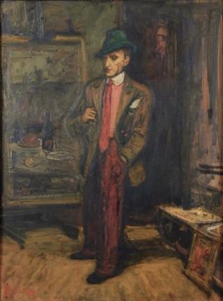 L'ECOLE DE PARIS II - Les peintres juifs de l'Ecole de Paris E6-bla11
