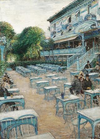 L'ECOLE DE PARIS II - Les peintres juifs de l'Ecole de Paris E7-bon10