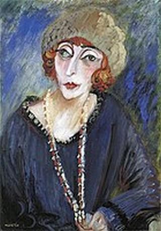 L'ECOLE DE PARIS II - Les peintres juifs de l'Ecole de Paris E8_dav10