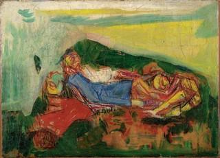 Peinture non-figurative E9-tal10