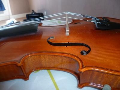 Le violon P1010611