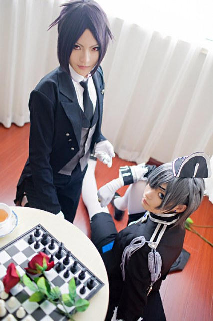 Cosplay Homme. - Page 3 Ciel_e12