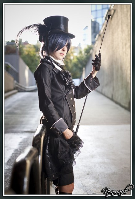 Cosplay Homme. - Page 3 Ciel_p10