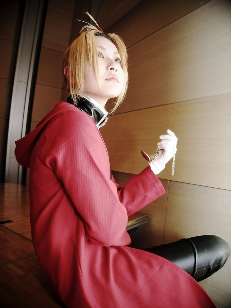 Cosplay Homme. - Page 3 Edo10