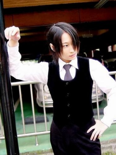 Cosplay Homme. - Page 3 Hatori10