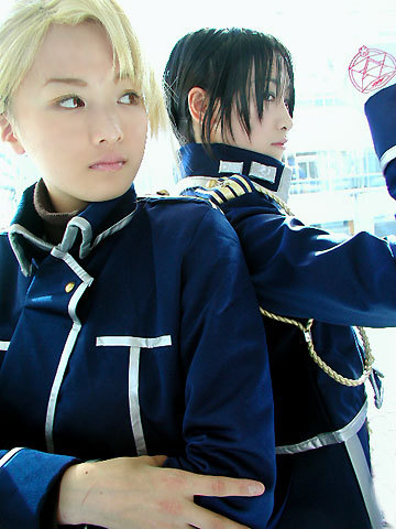 Cosplay Mixte. Roy_et10