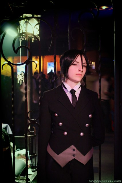 Cosplay Homme. - Page 3 Sebast10