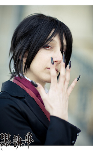 Cosplay Homme. - Page 3 Sebast11