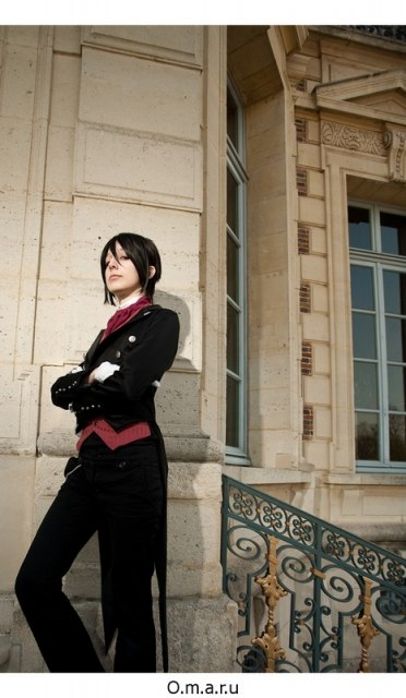 Cosplay Homme. - Page 3 Sebast12